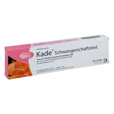 Kade Schwangerschaftstest  bei versandapo.de bestellen