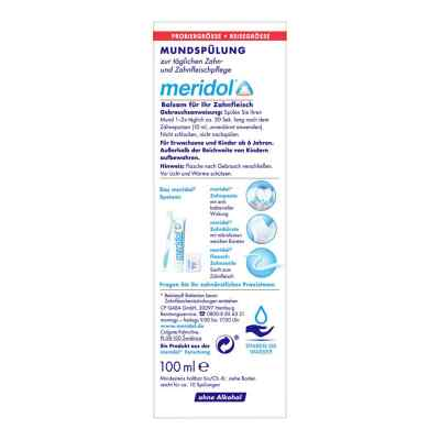 Meridol Mundspül Lösung  bei versandapo.de bestellen