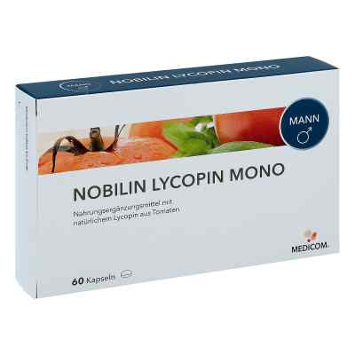 Nobilin Lycopin Mono Kapseln  bei versandapo.de bestellen
