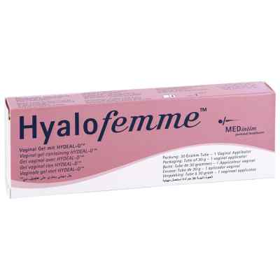 Hyalofemme Vaginal Gel  bei versandapo.de bestellen