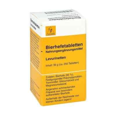 Bierhefe Tabletten Levurinetten  bei versandapo.de bestellen
