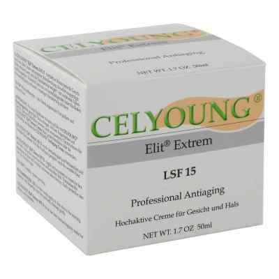 Celyoung Elit Extrem Creme Lsf 15  bei versandapo.de bestellen