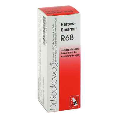 Herpes Gastreu R 68 Tropfen zum Einnehmen  bei versandapo.de bestellen