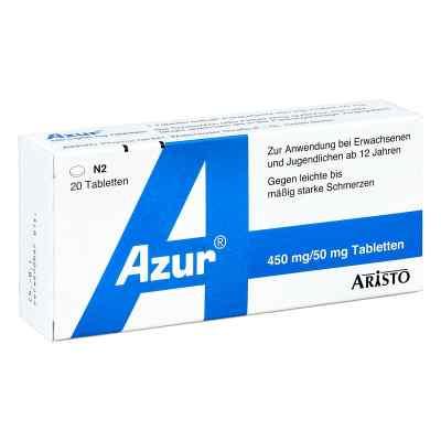 Azur 450mg/50mg  bei versandapo.de bestellen