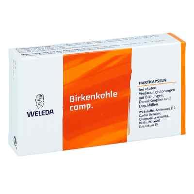 Birkenkohle compositus  Hartkapseln  bei versandapo.de bestellen