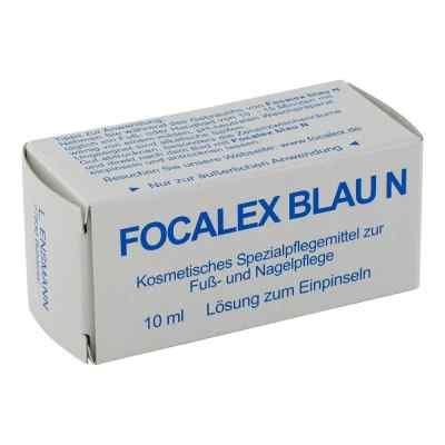 Focalex blau Tinktur  bei versandapo.de bestellen