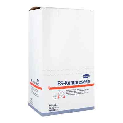 Es-kompressen steril 10x20 cm 8fach  bei versandapo.de bestellen