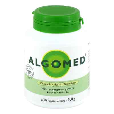 Algomed Chlorella vulg.Mikroalgen 300 mg Tabletten  bei versandapo.de bestellen