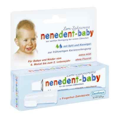 Nenedent Baby Zahnpflege Set  bei versandapo.de bestellen