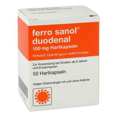 Ferro sanol duodenal 100mg  bei versandapo.de bestellen