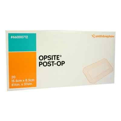 Opsite Post Op 15,5x8,5cm Verband  bei versandapo.de bestellen
