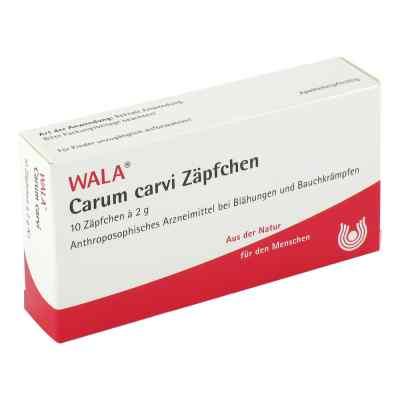 Carum Carvi Zäpfchen  bei versandapo.de bestellen