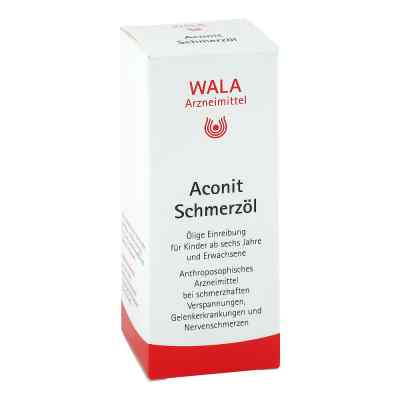 Aconit Schmerzöl  bei versandapo.de bestellen