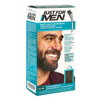 Just for men Brush in Color Gel schwarzbraun  bei versandapo.de bestellen