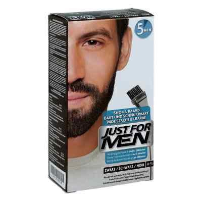 Just for men Brush in Color Gel schwarz  bei versandapo.de bestellen