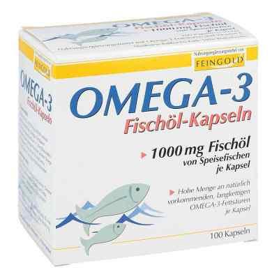 Omega 3 Fischöl Kapseln  bei versandapo.de bestellen