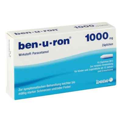 Ben-u-ron 1000mg  bei versandapo.de bestellen