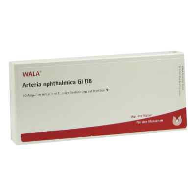 Arteria Ophthalmica Gi D 8 Ampullen  bei versandapo.de bestellen
