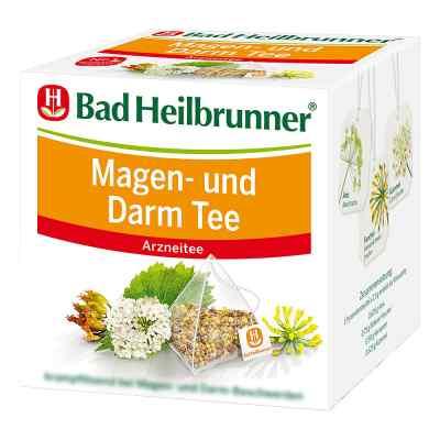 Bad Heilbrunner Tee Magen und Darm Pyramidenbeutel  bei versandapo.de bestellen