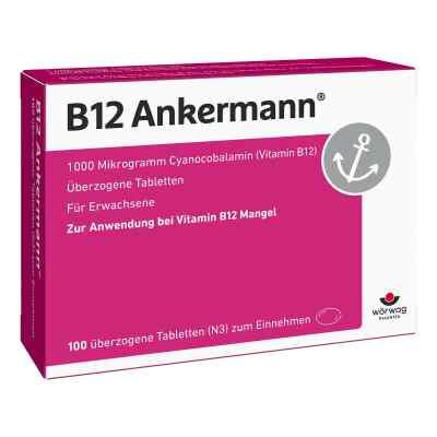 B12 Ankermann überzogene Tabletten  bei versandapo.de bestellen