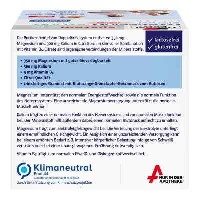 Doppelherz Magnesium + Kalium Citrat system Granulat   bei versandapo.de bestellen