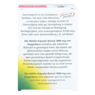 Doppelherz Abführ-Kapseln Rizinol 1000mg  bei versandapo.de bestellen