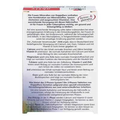 Doppelherz Frauen Mineralien Depot Tabletten  bei versandapo.de bestellen