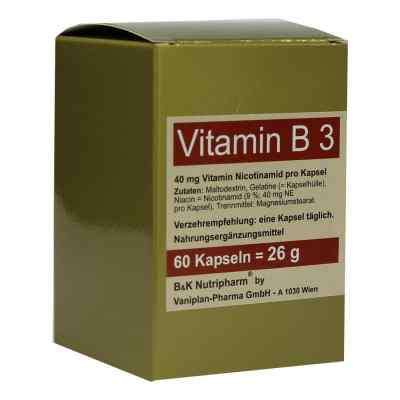 Vitamin B3 Kapseln  bei versandapo.de bestellen
