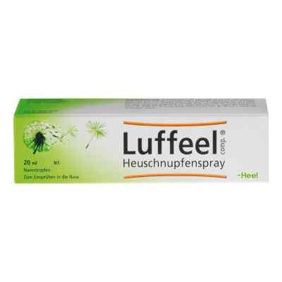Luffeel compositus Heuschnupfen Nasenspray  bei versandapo.de bestellen