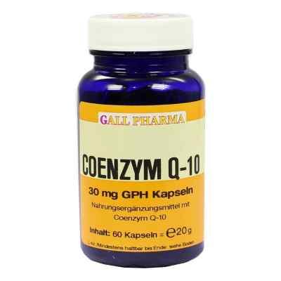 Coenzym Q10 Gph 30 mg Kapseln  bei versandapo.de bestellen