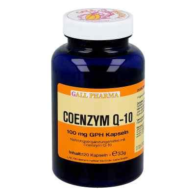 Coenzym Q10 Gph 100 mg Kapseln  bei versandapo.de bestellen