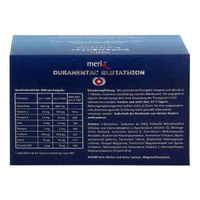 Duramental Glutathion 300 mg Tabletten  bei versandapo.de bestellen