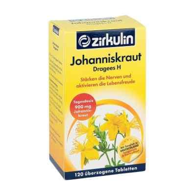 Johanniskraut Dragees H  bei versandapo.de bestellen