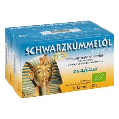 Schwarzkümmel Bio ägypt. Kapseln  bei versandapo.de bestellen