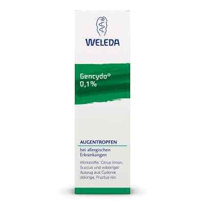 Gencydo 0,1% Augentropfen  bei versandapo.de bestellen