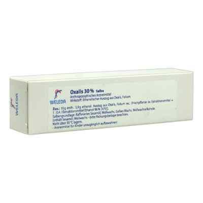 Oxalis Folium 30% Unguentum  bei versandapo.de bestellen