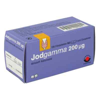 Jodgamma 200μg  bei versandapo.de bestellen