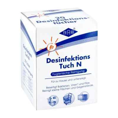 Desinfektionstuch N  bei versandapo.de bestellen