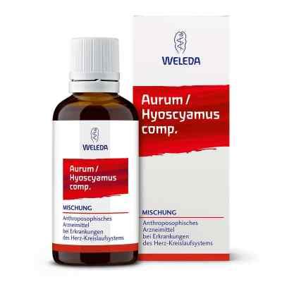 Aurum/hyoscyamus compositus  Dilution  bei versandapo.de bestellen