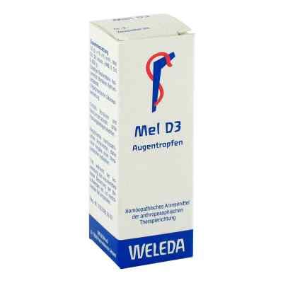 Mel D 3 Augentropfen  bei versandapo.de bestellen