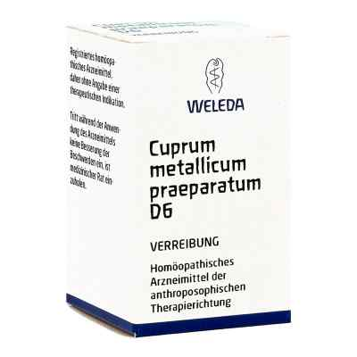 Cuprum Metallicum Praep. D 6 Trituration  bei versandapo.de bestellen