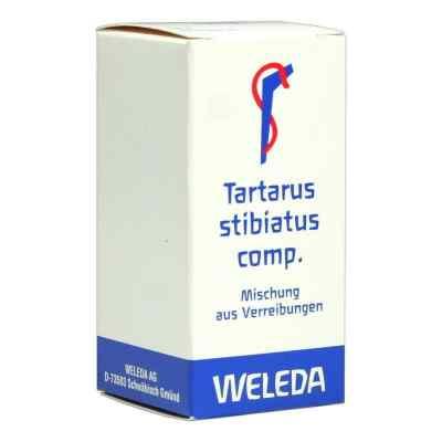 Tartarus Stibiatus compositus  Trituration  bei versandapo.de bestellen