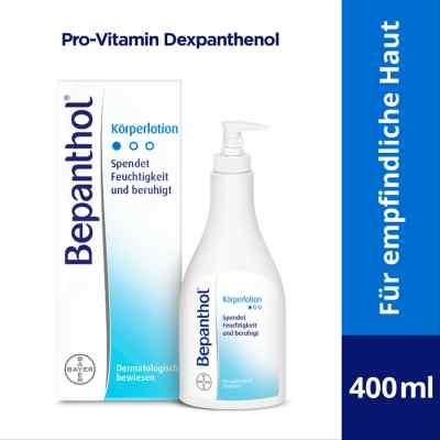 Bepanthol Körperlotion Spenderflasche  bei versandapo.de bestellen