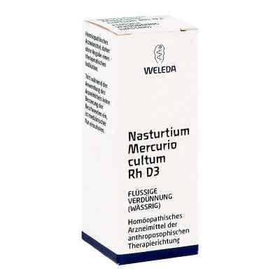 Nasturtium Mercurio Cultum Rh D 3 Presssaft Dilution   bei versandapo.de bestellen
