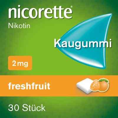 Nicorette 2mg freshfruit  bei versandapo.de bestellen