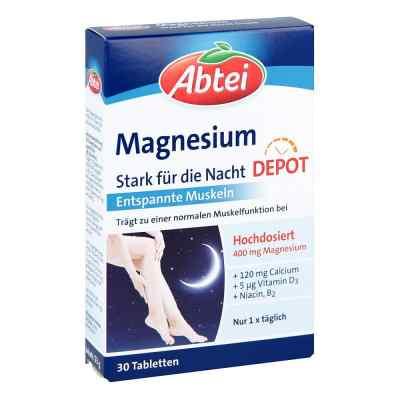 Abtei Magnesium Stark für die Nacht Depot Tabletten   bei versandapo.de bestellen