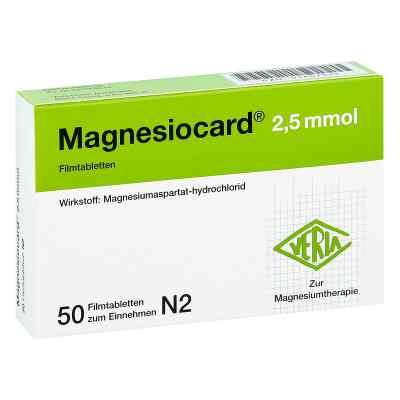 Magnesiocard 2,5 mmol Filmtabletten  bei versandapo.de bestellen