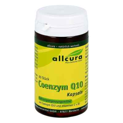 Coenzym Q10 Kapseln a 100 mg  bei versandapo.de bestellen