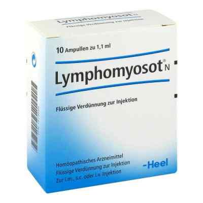 Lymphomyosot N Ampullen  bei versandapo.de bestellen