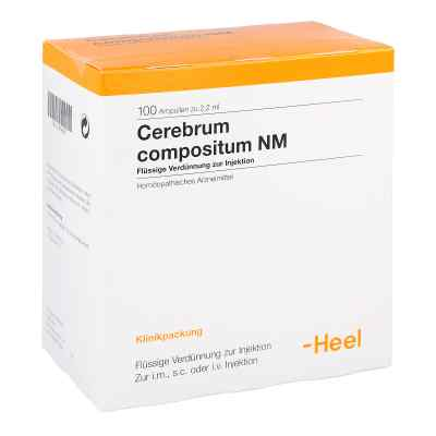 Cerebrum Compositum Nm Ampullen  bei versandapo.de bestellen